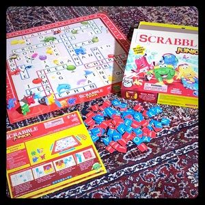 Scrabble Junior!